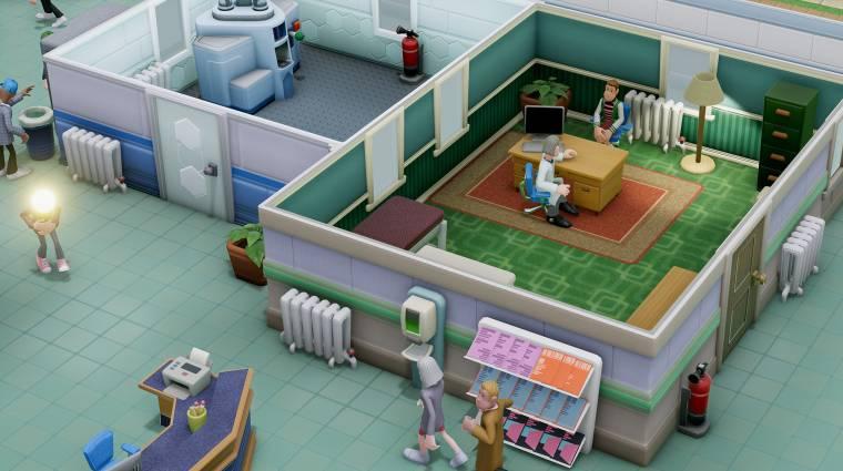 Two Point Hospital - újra belenézhetünk a játékmenetbe bevezetőkép