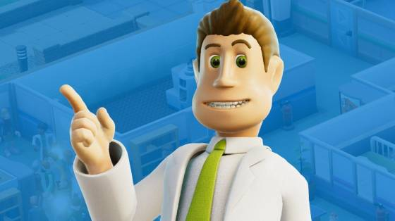 Two Point Hospital infódoboz