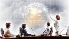 Világszerte optimisták a felsővezetők kép