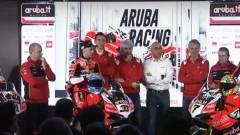 Felhőben száguld az Aruba Racing – Ducati SBK csapata kép