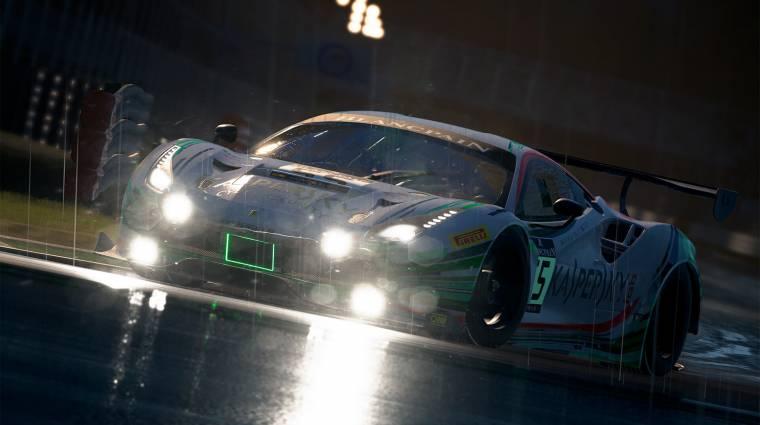 Assetto Corsa Competizione - nyáron érkezik a Kunos Simulazioni új versenyjátéka bevezetőkép