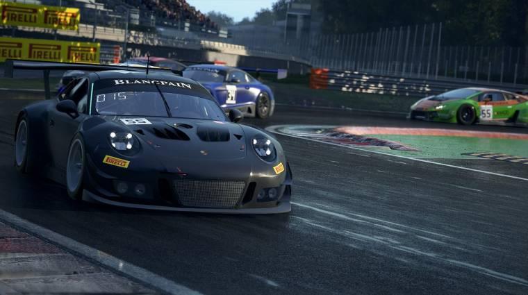 Assetto Corsa Competizione - ekkor debütál az Early Access változat bevezetőkép
