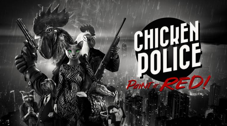 Már kipróbálhatjátok a magyar csapat állatos noir kalandjátékát bevezetőkép