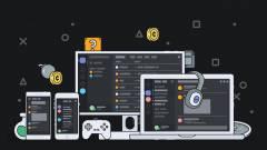 Hasznos új funkciót kapott a Discord mobilos alkalmazása kép