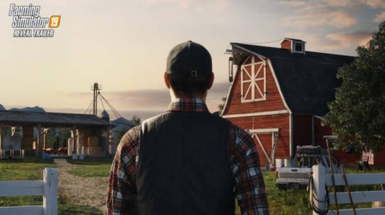 Farming Simulator 19 bejelentés - nem maradunk folytatás nélkül bevezetőkép