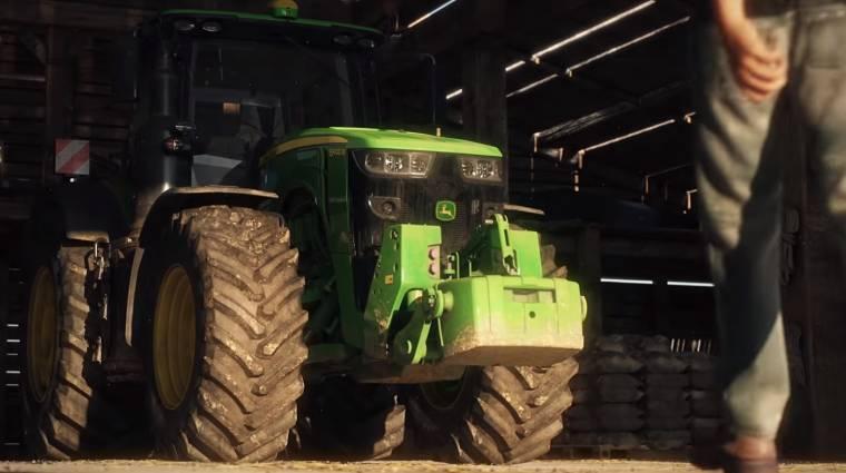 E3 2018 - a Farming Simulator 19 lesz a sorozat legtartalmasabb része bevezetőkép