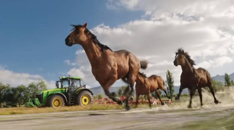 Farming Simulator 19 - az új gameplay az állattartást mutatja be bevezetőkép