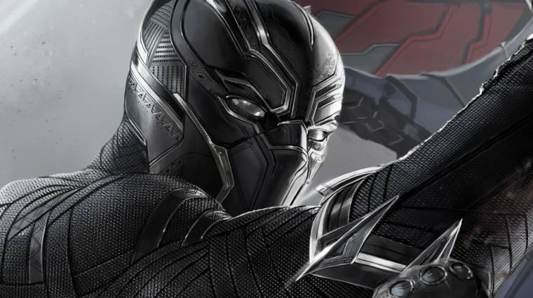 Fekete Párduc - a Marvel az Oscar-díjra hajt kép