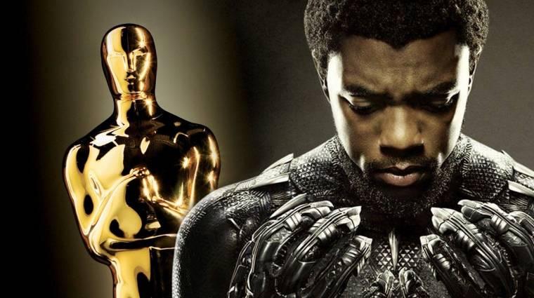 Fekete Párduc - a Disney több Oscar-díjra is pályázik vele kép