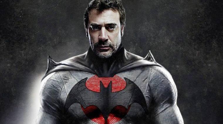 Jeffrey Dean Morgan szívesen Batman bőrébe bújna  a Flashpoint kedvéért kép