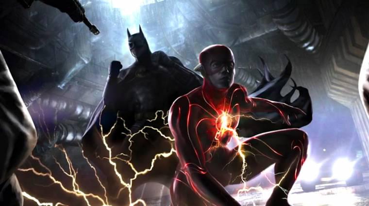 Motoros Batman bukkant fel a The Flash forgatásán, van egy tippünk arra, ki lehet ő bevezetőkép
