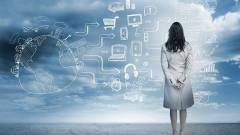 Folytatja a lányok technológiai képzését a Vodafone kép