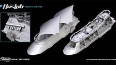 A Hasbro már a közösségi finanszírozással kér pénzt Jabba hajójára kép