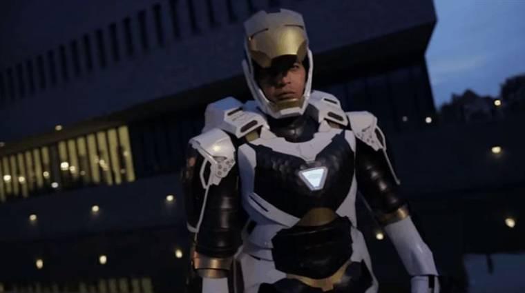 Erre a cosplayerre még Tony Stark is büszke lenne bevezetőkép
