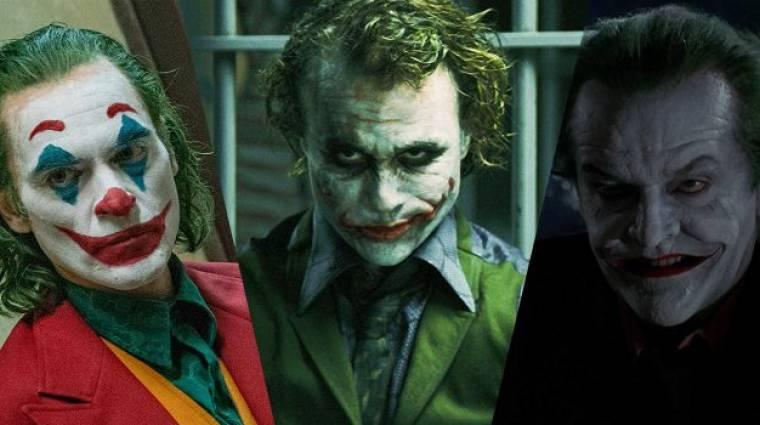 Miért pont Joker lett a képregények Oscar-díjas rosszfiúja? bevezetőkép