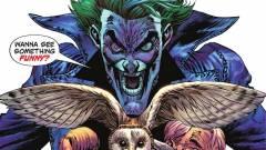 Joker még a legendás The Killing Joke képregényben történteknél is brutálisabb terveket lengetett be kép