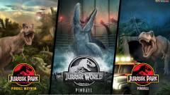 Pinball FX 3 - Jurassic World asztalok érkeznek kép