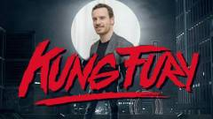 Michael Fassbenderrel folytatódik a Kung Fury kép
