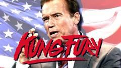 Schwarzenegger is csatlakozott a Kung Fury folytatásához kép