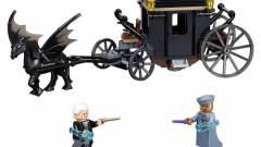 Lerántották a leplet az első Legendás állatok LEGO szettről kép