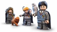 Újabb LEGO Harry Potter készletekről hullt le a lepel kép