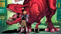 Jön a Moon Girl and Devil Dinosaur animációs sorozat a Marveltől kép