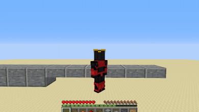 Minecraft - véletlenül bekerült a falon futás a játékba