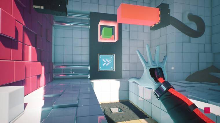 Q.U.B.E. 2 megjelenés - nem kell sokat várnunk a belső nézetes puzzlerre bevezetőkép