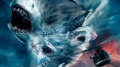 Robotcápák és dinók a Sharknado 6 utolsó előzetesében kép