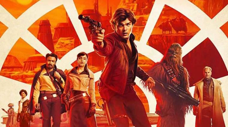 Jól sikerült a Solo - Egy Star Wars-történet kép