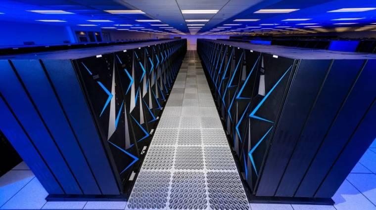 Időjárást jósolnak az AMD-alapokra építő új szuperszámítógépek kép