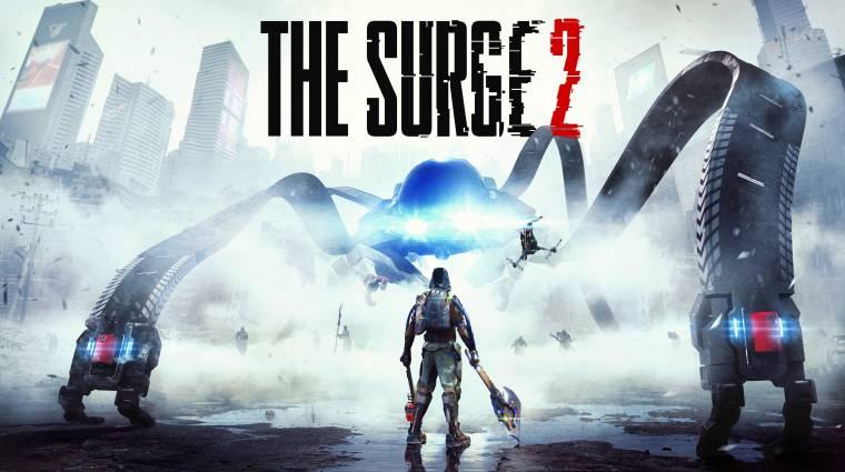 The Surge 2 - videó magyarázza el a folytatás játékmenetét bevezetőkép