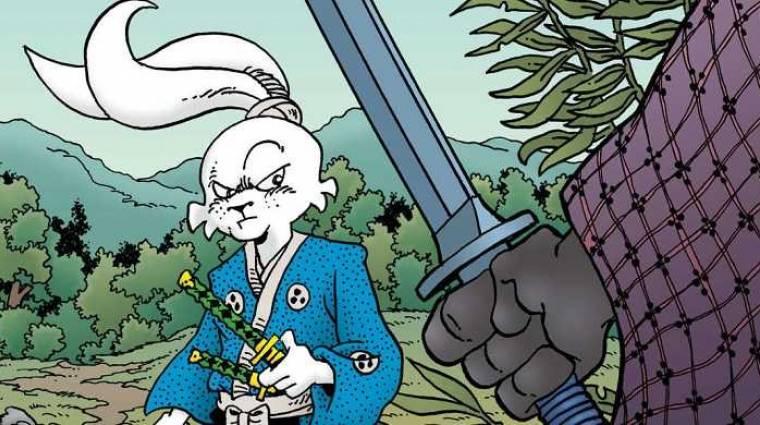 A Netflixen fog debütálni az egyik legismertebb szamurájos képregényen alapuló széria bevezetőkép