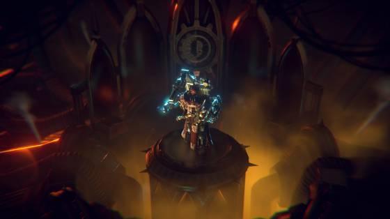 Warhammer 40000: Mechanicus infódoboz