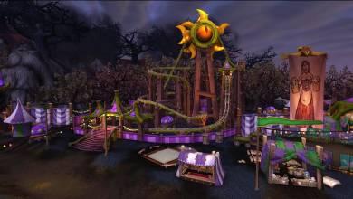 World of Warcraft - így néz ki a 8.1.5 hullámvasútja