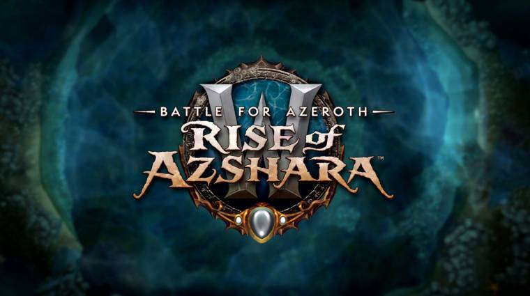World of Warcraft - rengeteg tartalmat hoz a Rise of Azshara frissítés bevezetőkép