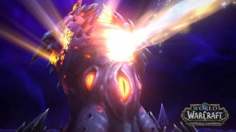Nagy a felháborodás a World of Warcraft: Battle for Azeroth befejezése körül bevezetőkép