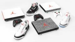 Air Jordan festésű Xbox One X-eket tervezett a Microsoft kép