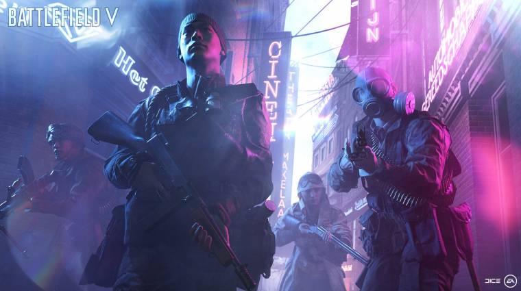 Battlefield V - prémium fizetőeszközzel bővül a játék bevezetőkép