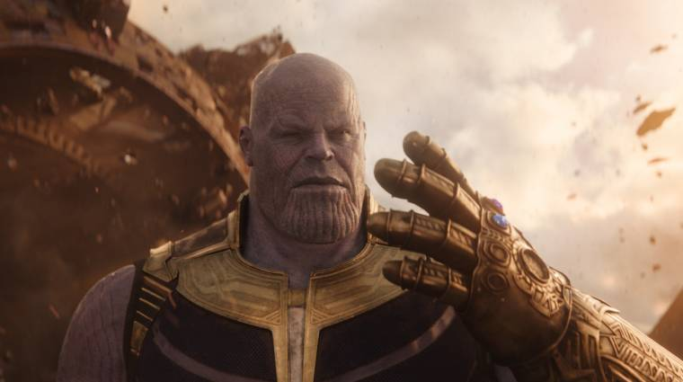 Ilyen az, amikor Thanos verset szaval kép