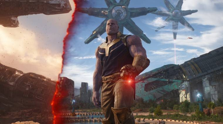 Bővített verziót kap a Bosszúállók: Végtelen háború? kép