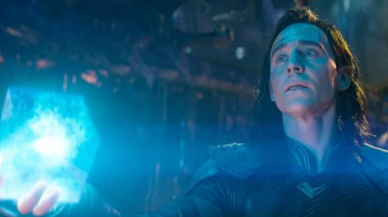 Bosszúállók: Végtelen háború - érdekes rajongói teória született Lokiról kép
