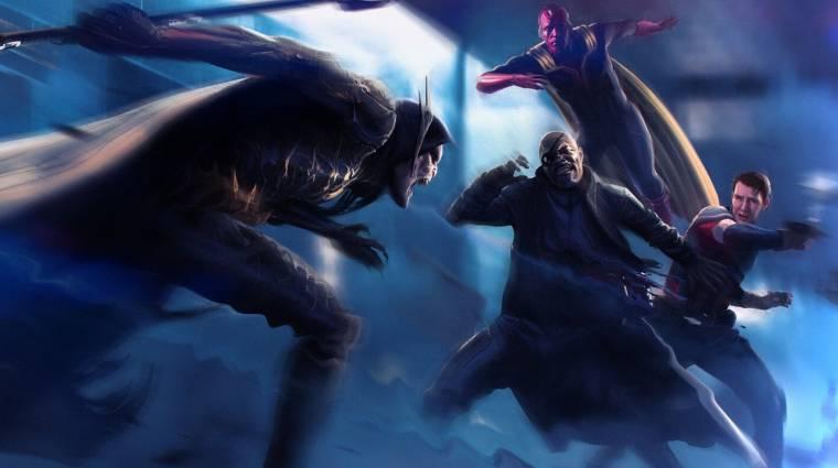 Máshogy is alakulhatott volna Nick Fury sorsa a Végtelen háborúban bevezetőkép