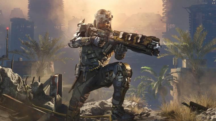 A Call of Duty: Black Ops 4 eredetileg kampányt is kapott volna, kiszivárgott egy kis gameplay bevezetőkép