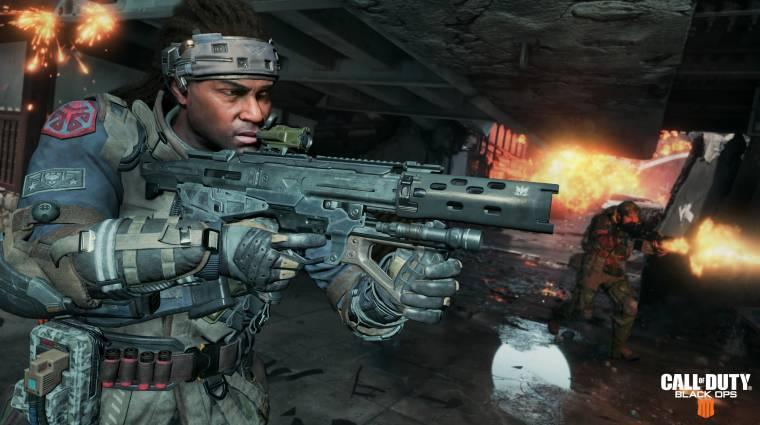 Call of Duty: Black Ops 4 - zombis mód nélkül jön a Battle Edition bevezetőkép