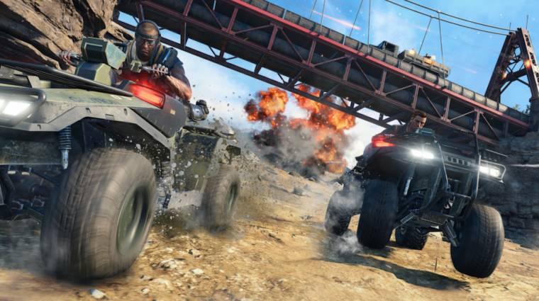 Call of Duty: Black Ops 4 - egészen bizarr hiba történt egy Blackout meccs során bevezetőkép