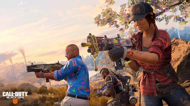 Call of Duty: Black Ops 4 Blackout - 40 000 dolláros versenyt hirdetett a Treyarch bevezetőkép