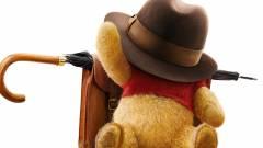 Christopher Robin - megjött az élőszereplős Micimackó-film első kedvcsinálója kép