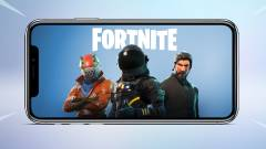Elárasztották az eBayt az előre telepített Fortnite-tal rendelkező iPhone-ok kép