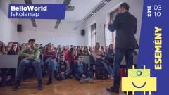 A HelloWorld elfoglalt egy egész iskolát kép